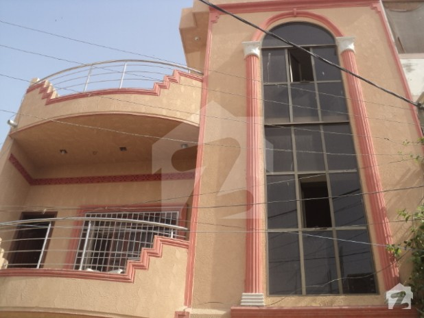 120 square yard house for sale north karachi sector 14 b for 120 yard house map