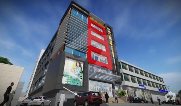 Mega Mall,Rawalpindi