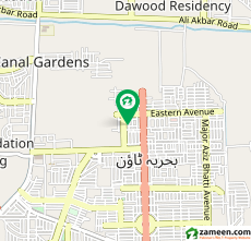 1 Kanal Residential Plot For Sale in Bahria Town - Ghouri Block, Bahria Town - Sector B