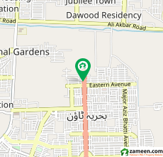 1 Kanal Residential Plot For Sale in Bahria Town - Meadows Villas, Bahria Town - Sector B