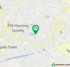 5 Bed 1 Kanal House For Sale in PGECHS Phase 1, Punjab Govt Employees Society