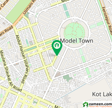 6 Bed 17 Marla House For Sale in Model Town - Block F, Model Town