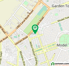 5 Bed 10 Marla House For Sale in Model Town - Block L, Model Town
