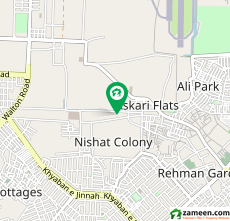2 Bed 5 Marla House For Sale in Nishat Colony, Lahore