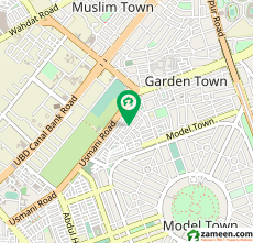 6 Bed 1.3 Kanal House For Sale in Garden Town - Aurangzaib Block, Garden Town