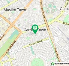 5 Bed 2.25 Kanal House For Sale in Garden Town - Baber Block, Garden Town