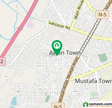 2 Bed 4 Marla House For Sale in Awan Town, Lahore