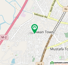 3 Bed 3 Marla House For Sale in Awan Town - Ahmad Block, Awan Town