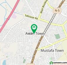 5 Bed 5 Marla House For Sale in Awan Town - Ali Block, Awan Town