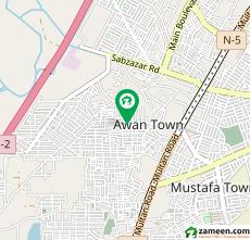 2 Bed 2 Marla House For Sale in Awan Town - Rizwan Block, Awan Town