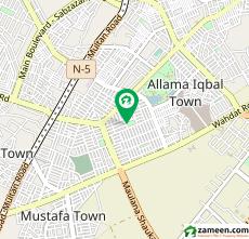 4 Bed 10 Marla House For Sale in Allama Iqbal Town - Umar Block, Allama Iqbal Town