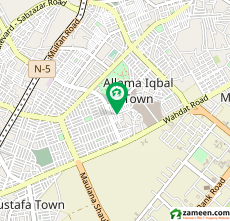 4 Bed 5 Marla House For Sale in Allama Iqbal Town - Nizam Block, Allama Iqbal Town