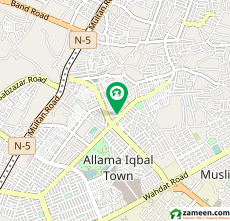3 Bed 5 Marla House For Sale in Moon Market, Allama Iqbal Town