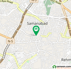 5 Bed 14 Marla House For Sale in Samanabad - Block N, Samanabad