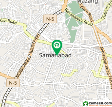 2 Bed 5 Marla House For Sale in Samanabad - Block A, Samanabad