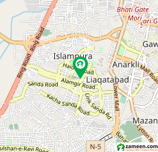 10 Bed 5 Marla House For Sale in Islampura, Lahore