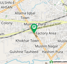 4 Bed 8 Marla House For Sale in Toheed Town, Sialkot