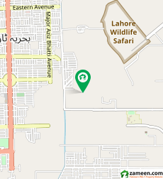 10 Marla Residential Plot For Sale in Golf View Residencia, Bahria Town