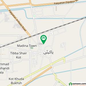 Houses For Sale In College Road Pakpattan Zameencom - Pakpattan map