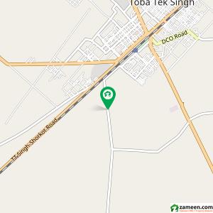 Property Real Estate For Sale In Toba Pirmahal Road Toba Tek - Pir mahal map