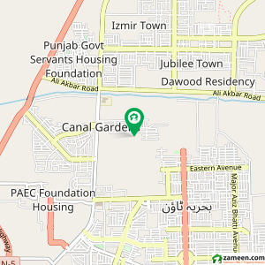 4 Bed 5 Marla House For Sale in Canal Garden, Lahore