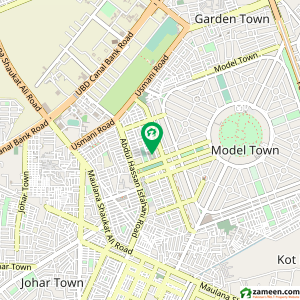4 Bed 10 Marla House For Sale in Model Town - Block M, Model Town