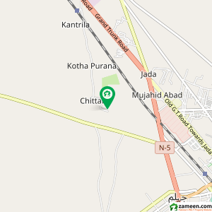 2 Bed 850 Sq. Ft. Flat For Sale in Citi Housing Scheme, Jhelum