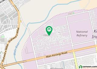 کورنگی ۔ سیکٹر 6 کورنگی کراچی میں 6 مرلہ صنعتی زمین 85 لاکھ میں مطلوب ہے۔