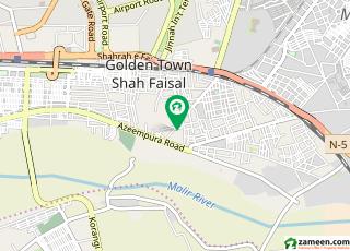 سلمان فارسی سوسائٹی شاہ فیصل ٹاؤن کراچی میں 9 مرلہ رہائشی پلاٹ 80 لاکھ میں برائے فروخت۔