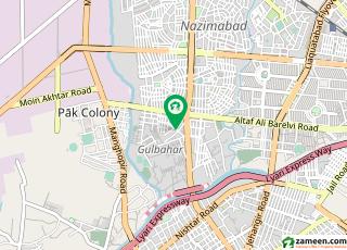 رضویہ کوآپریٹو ہاؤسنگ سوسائٹی ناظم آباد کراچی میں 1 کنال رہائشی پلاٹ 2.9 کروڑ میں برائے فروخت۔