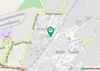 عالمگیر سوسائٹی ملیر کراچی میں 5 مرلہ رہائشی پلاٹ 76 لاکھ میں برائے فروخت۔