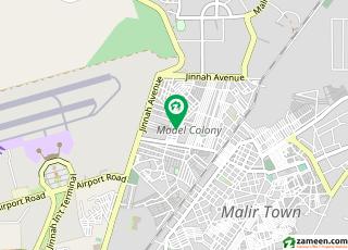 ماڈل کالونی - ملیر ملیر کراچی میں 77.44 کنال زرعی زمین 8 کروڑ میں برائے فروخت۔