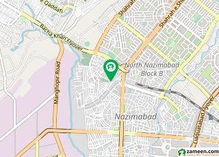 ناظم آباد - بلاک 5سی ناظم آباد کراچی میں 2 کمروں کا 4 مرلہ فلیٹ 50 لاکھ میں برائے فروخت۔