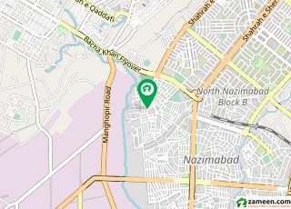 ناظم آباد - بلاک 5اے ناظم آباد کراچی میں 2 کمروں کا 3 مرلہ بالائی پورشن 35 لاکھ میں برائے فروخت۔