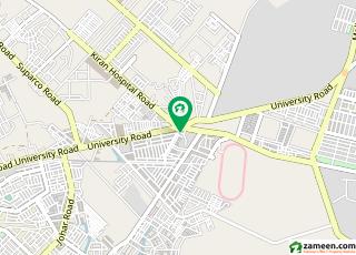 صفورا گوٹھ گلستانِ جوہر کراچی میں 8 مرلہ رہائشی پلاٹ 1.5 کروڑ میں برائے فروخت۔