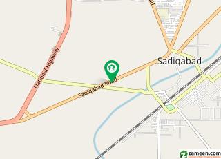 جی ٹی روڈ صادق آباد میں 4 کمروں کا 4 مرلہ مکان 19 ہزار میں کرایہ پر دستیاب ہے۔