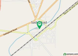 ادرز صادق آباد میں 3 مرلہ بالائی پورشن 8 ہزار میں کرایہ پر دستیاب ہے۔