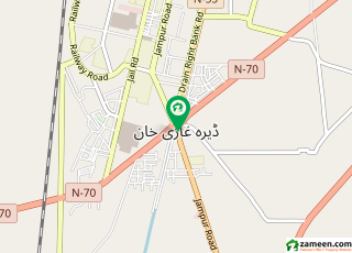دیگر ڈیرہ غازی خان میں 2 کمروں کا 3 مرلہ بالائی پورشن 12 ہزار میں کرایہ پر دستیاب ہے۔