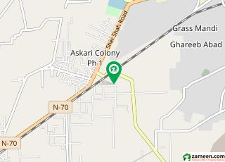 عسکری کالونی فیز 2 عسکری کالونی ملتان میں 4 کمروں کا 10 مرلہ مکان 1.95 کروڑ میں برائے فروخت۔