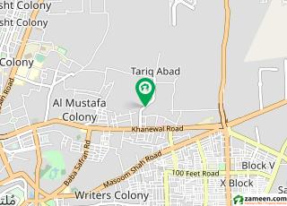 محمود آباد خانیوال روڈ ملتان میں 8 کمروں کا 2.6 کنال مکان 3.75 کروڑ میں برائے فروخت۔