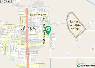 علاوہ بحریہ ٹاؤن لاہور میں 1 کنال رہائشی پلاٹ 45 لاکھ میں برائے فروخت۔