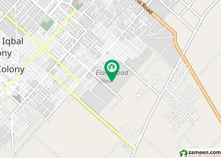 الٰہی آباد فیصل آباد میں 1 کمرے کا 2 مرلہ پینٹ ہاؤس 25 لاکھ میں برائے فروخت۔