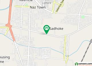 محافظ ٹاؤن فیز 2 - بلاک بی محافظ ٹاؤن فیز 2 محافظ ٹاؤن لاہور میں 10 مرلہ رہائشی پلاٹ 55 لاکھ میں برائے فروخت۔