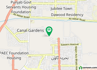 10 Marla Plot Required In Canal Garden Block E