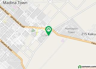 علی ٹاؤن فیصل آباد میں 5 مرلہ مکان 55 لاکھ میں برائے فروخت۔