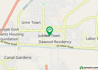 جوبلی ٹاؤن ۔ بلاک ڈی جوبلی ٹاؤن لاہور میں 7 مرلہ رہائشی پلاٹ 65 لاکھ میں برائے فروخت۔