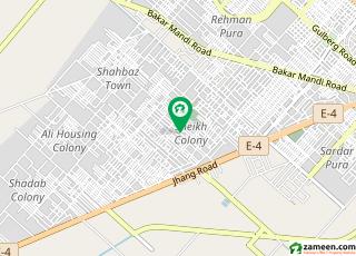 علی ہاؤسنگ کالونی فیصل آباد میں 5 مرلہ مکان 75 لاکھ میں برائے فروخت۔