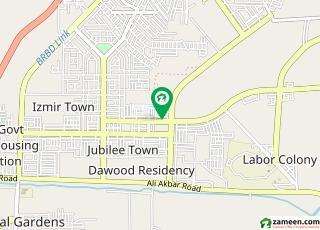 جوبلی ٹاؤن ۔ بلاک ای جوبلی ٹاؤن لاہور میں 5 مرلہ رہائشی پلاٹ 50 لاکھ میں برائے فروخت۔