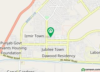 ازمیر ٹاؤن ۔ بلاک ایل ازمیر ٹاؤن لاہور میں 1 کنال رہائشی پلاٹ 1.75 کروڑ میں برائے فروخت۔