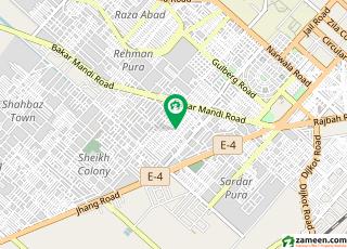 لیاقت آباد بکر منڈی روڈ فیصل آباد میں 3 مرلہ مکان 58 لاکھ میں برائے فروخت۔